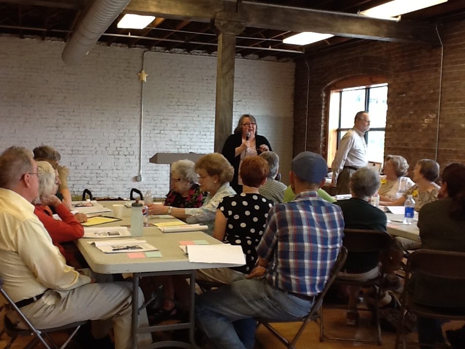 Memoir and Family History workshop at MWC