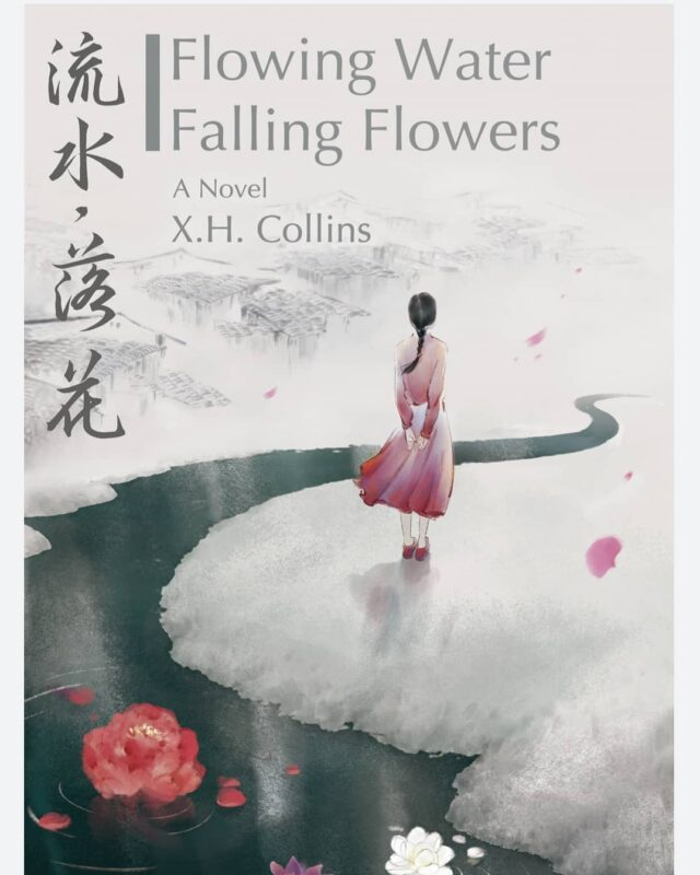 Flowing Water, Falling Flowers – Pre-Order Today! Release Date: October 15, 2020